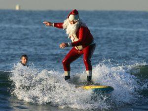 Звідки Санта Клаус