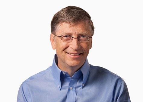 Факти про Білла Гейтса для всіх