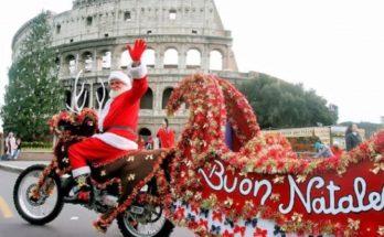 Новорічні традиції італійців