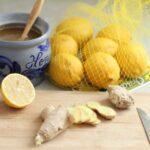 Способи приготування зігріваючого імбирного чаю