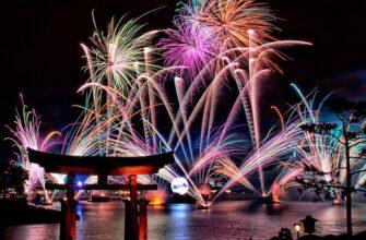 Новий рік в Японії