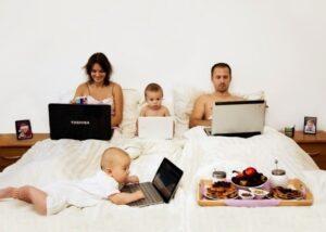 головні переваги роботи вдома