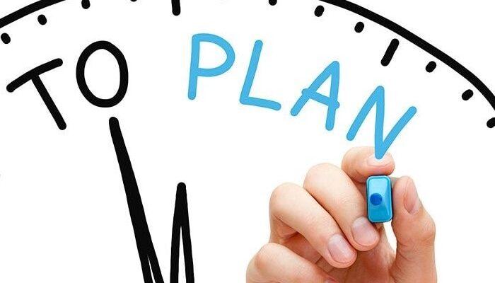 скласти ідеальний план на день